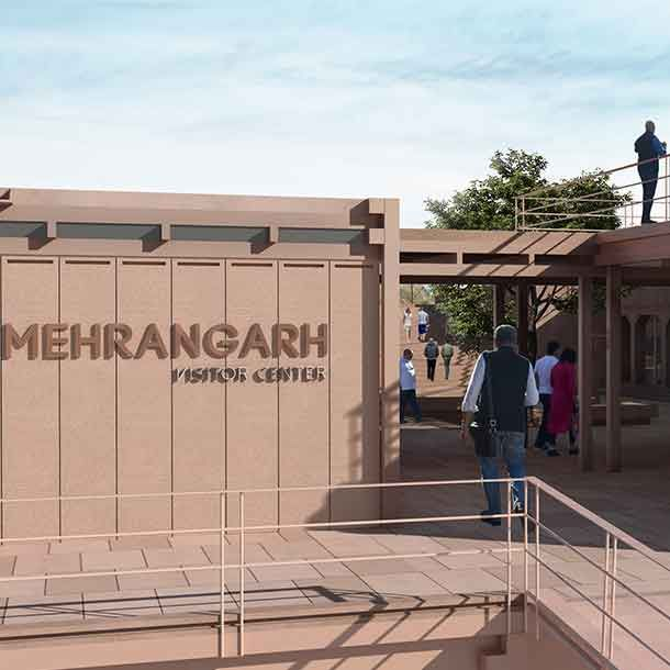 Mehrangarh Fort Visitor Centre and Knowledge Centre