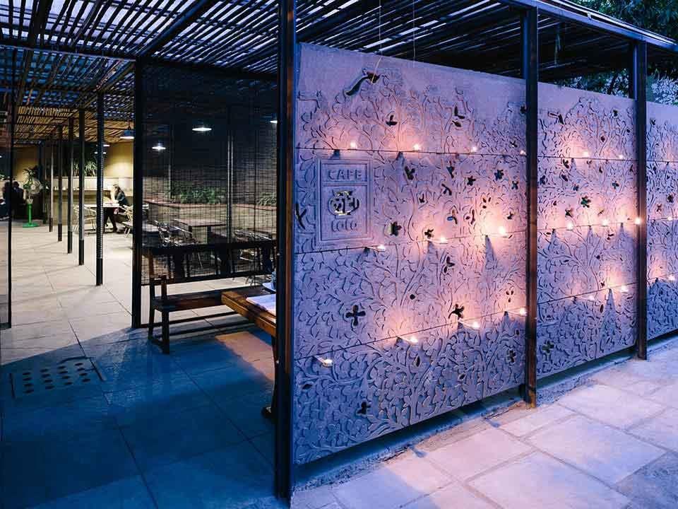 Café Lota & the Museum Store, National Crafts Museum | Studio Lotus